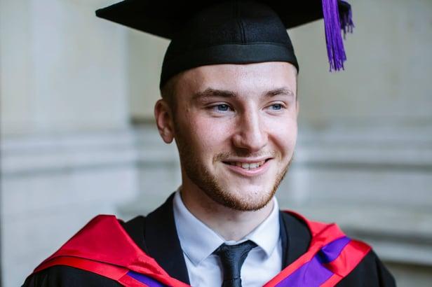 Cybercrime graduate Daniel Sibthorpe