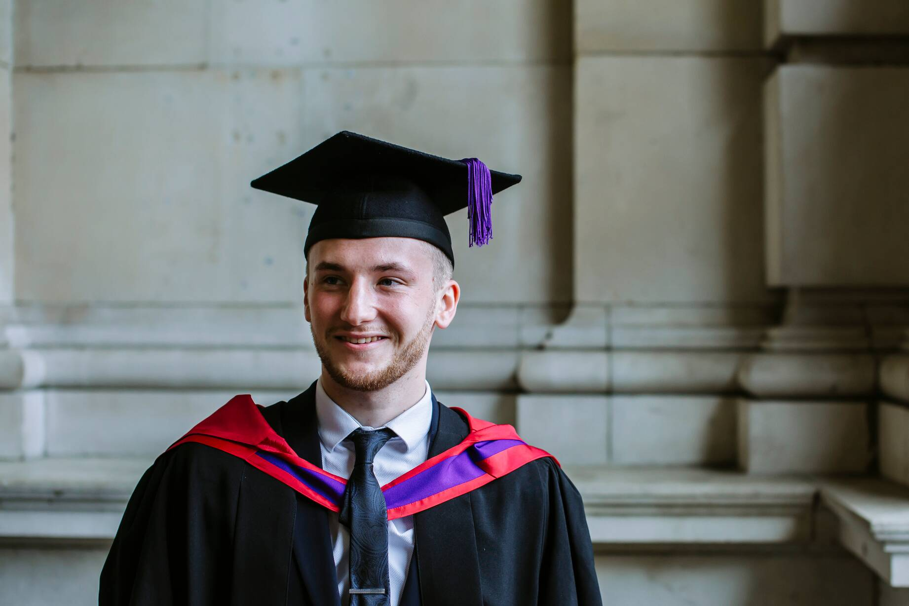 Alumnus Daniel on how an MSc with UoP led to a job in cybercrime